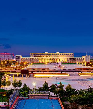 赤峰新区夜景照明